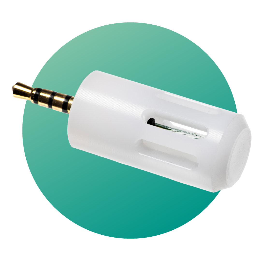 Humidity sensor for Temperature Monitoring Device - Eupry