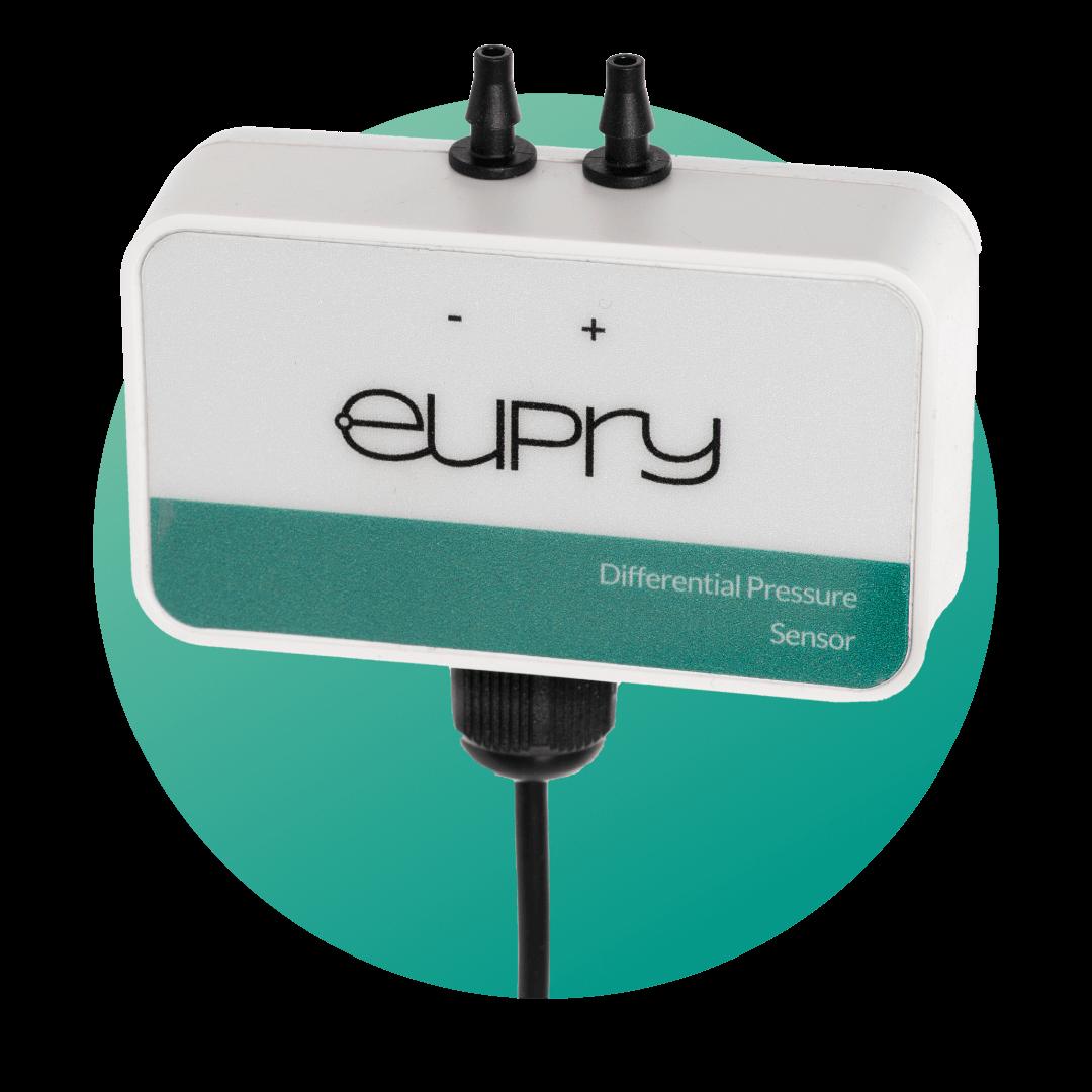Dioxide sensor for Temperature Monitoring Device - Eupry