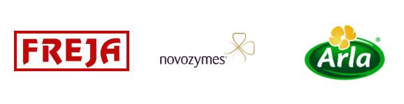 Euprys customers include companies like Freja, Novozymes, and Arla